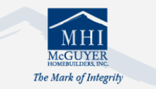 MHI / McGuyer Home Builders
